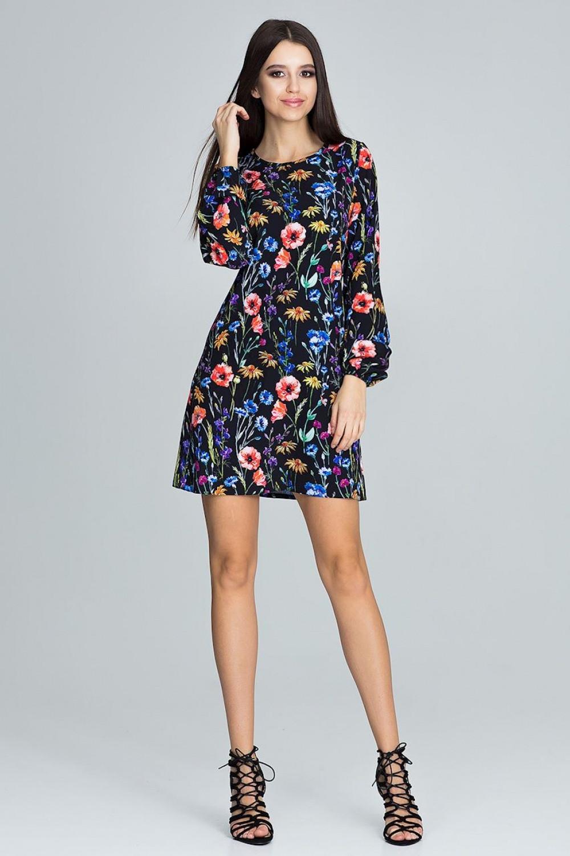 Denní šaty model 116352 Figl M