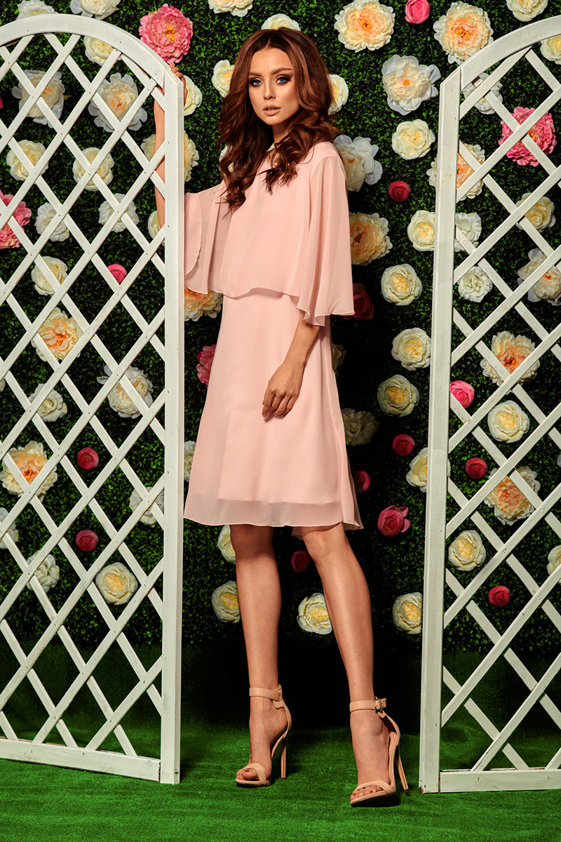 Společenské šaty model 116837 Lemoniade S