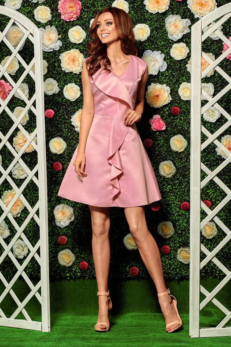 Společenské šaty model 116850 Lemoniade S