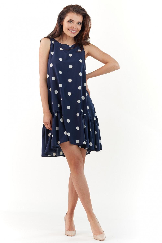 Denní šaty model 117509 awama Velikost: 42