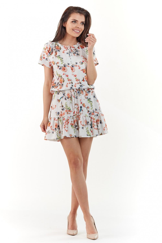 Denní šaty model 117512 awama 36/38