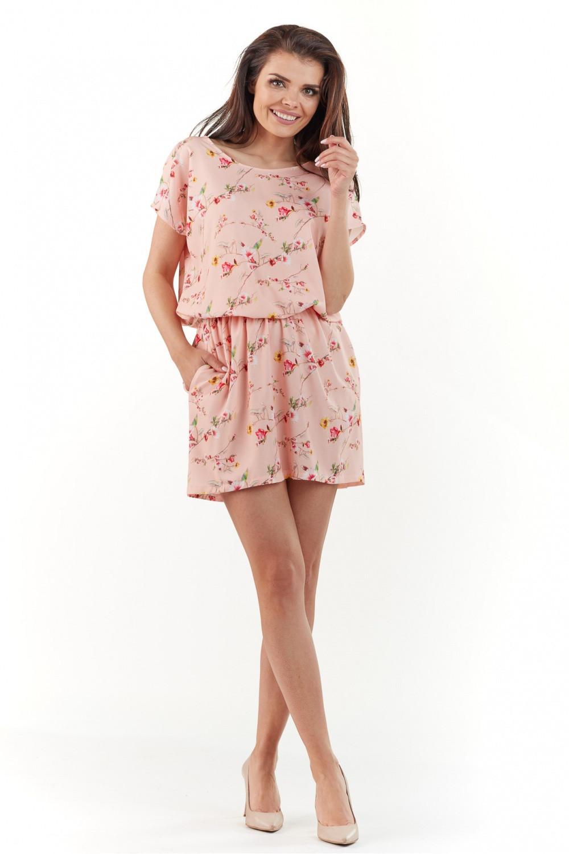 Denní šaty model 117513 awama 36/38