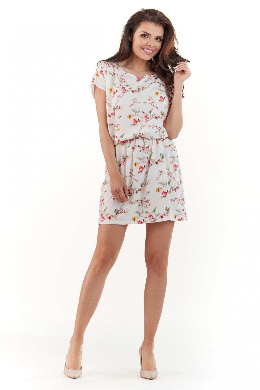 Denní šaty model 117514 awama 36/38