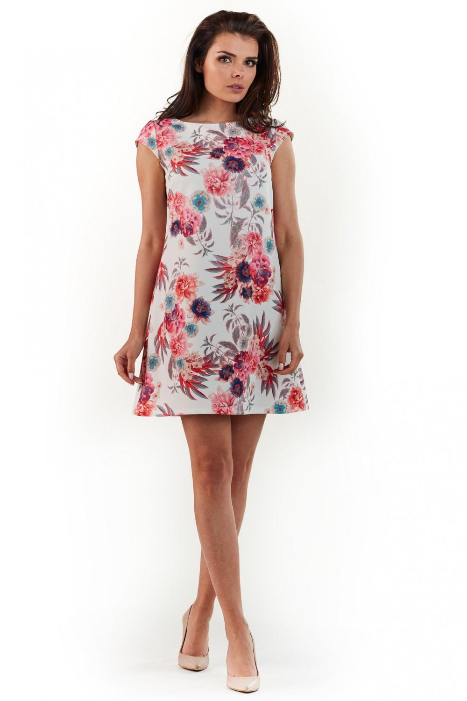 Denní šaty model 117516 awama 40