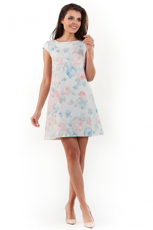 Denní šaty model 117517 awama 40