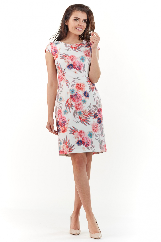 Denní šaty model 117518 awama Velikost: 42