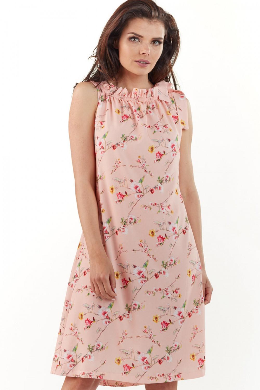 Denní šaty model 117521 awama 36/38