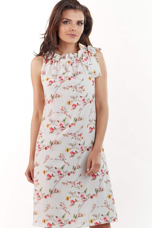 Denní šaty model 117522 awama 36/38