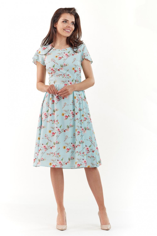 Denní šaty model 117534 awama 40