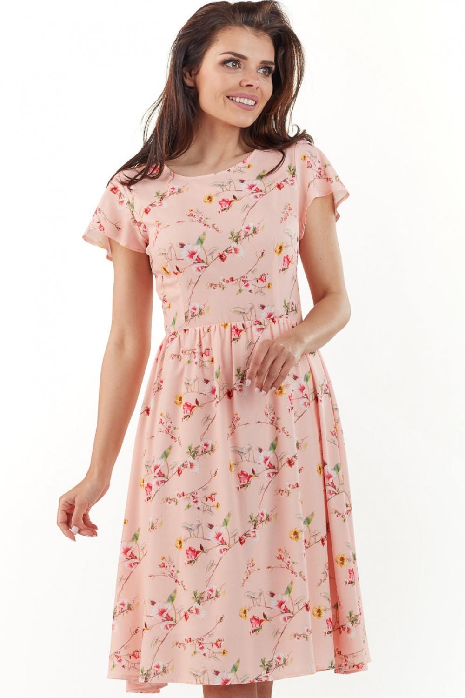 Denní šaty model 117535 awama 40