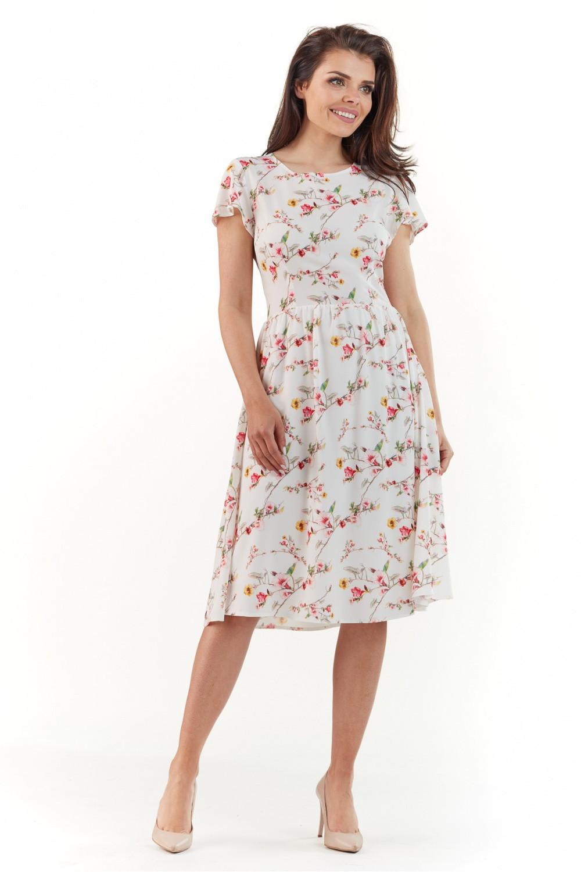 Denní šaty model 117536 awama 40