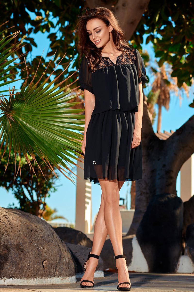 Společenské šaty model 117553 Lemoniade L