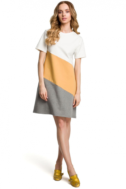 Denní šaty model 117597 Moe S