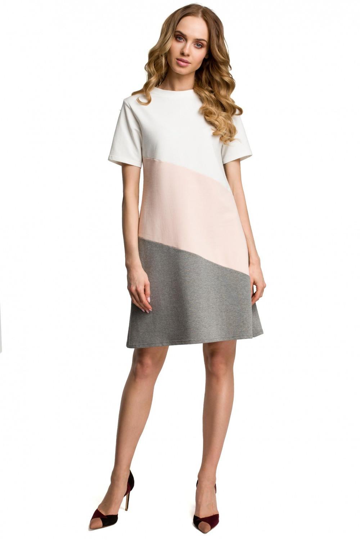 Denní šaty model 117598 Moe S