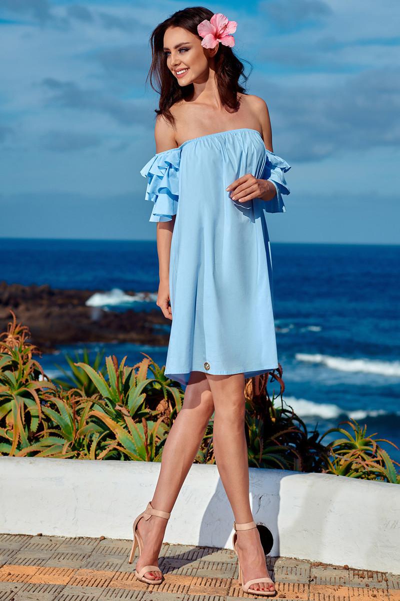Společenské šaty model 118180 Lemoniade S