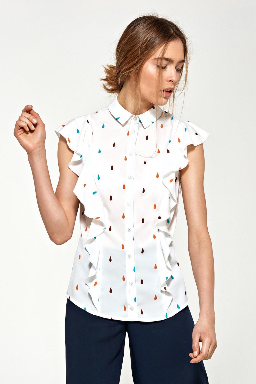 Dámská košile model 118798 Nife 40