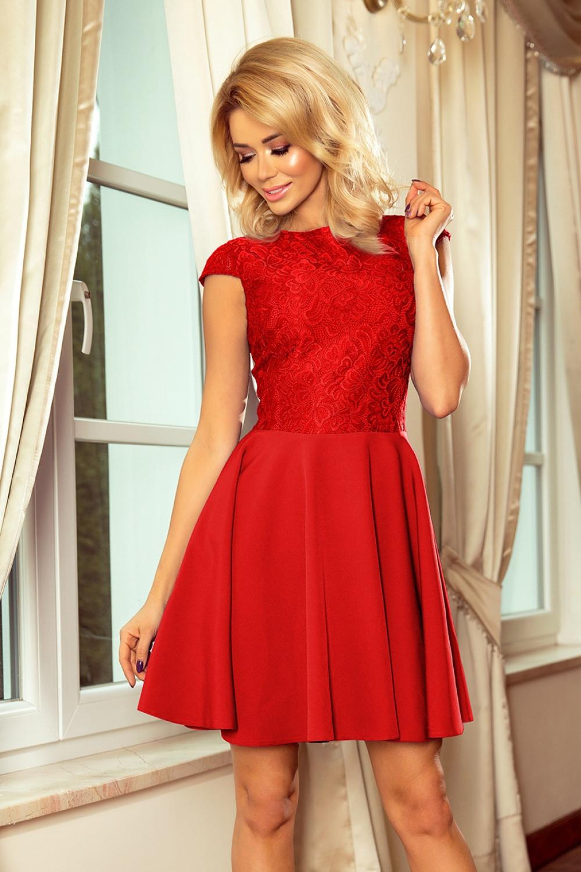 Večerní šaty model 119240 Numoco M