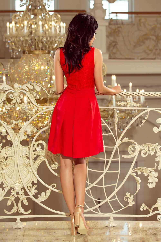 Večerní šaty model 122253 Numoco M