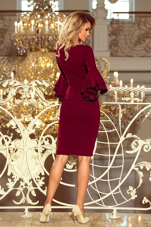 Večerní šaty model 123487 Numoco M