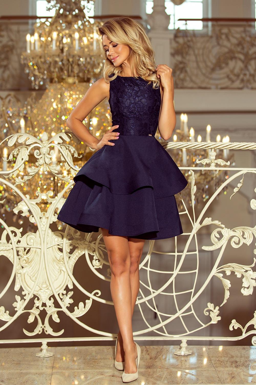 Večerní šaty model 123488 Numoco M
