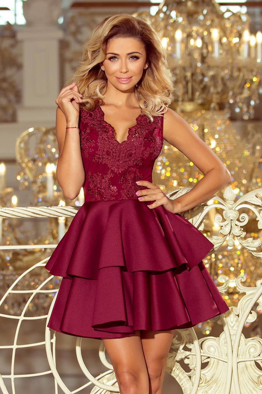Večerní šaty model 123893 Numoco Velikost: M