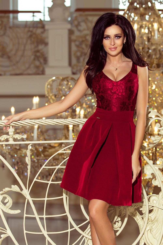 Večerní šaty model 124640 Numoco Velikost: M