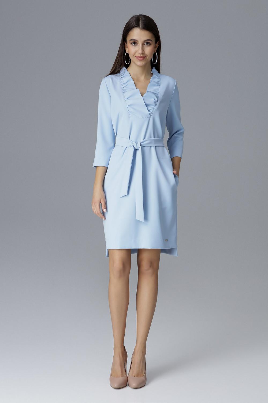 Společenské šaty model 126001 Figl XL