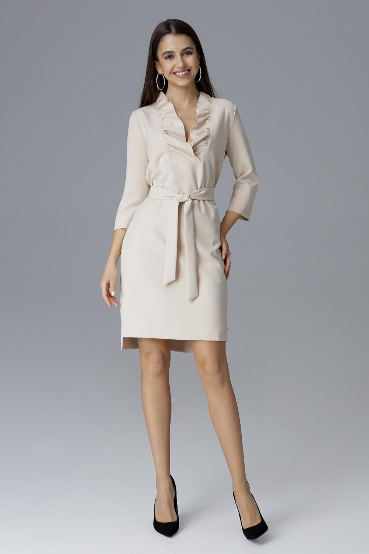 Společenské šaty model 126002 Figl XL