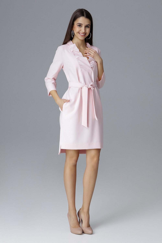 Společenské šaty model 126003 Figl XL