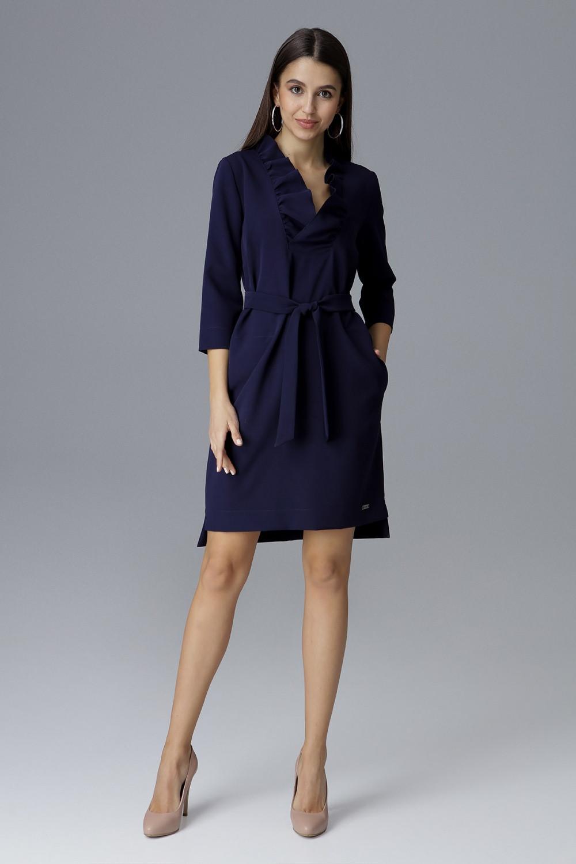 Společenské šaty model 126004 Figl XL
