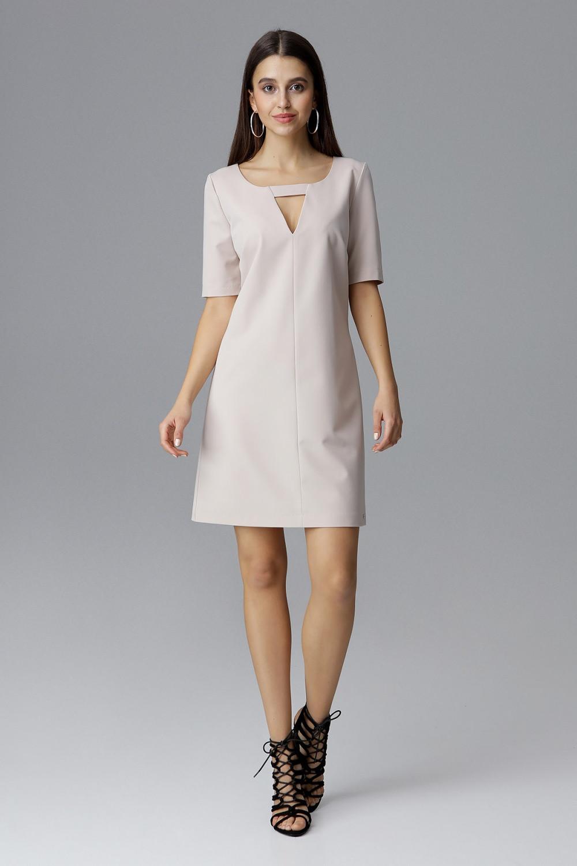 Denní šaty model 126011 Figl XL
