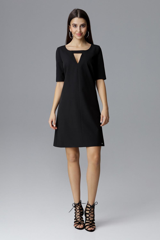 Denní šaty model 126012 Figl XL