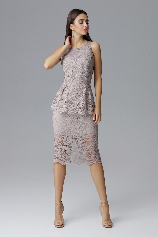 Večerní šaty model 126202 Figl M