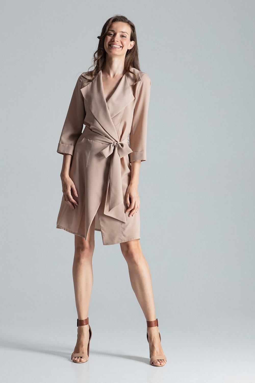Denní šaty model 135762 Figl XL