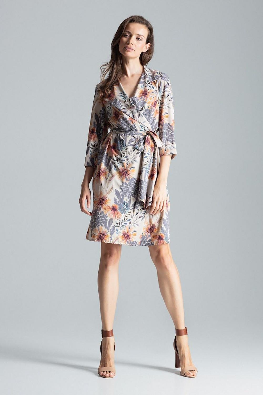 Denní šaty model 135765 Figl M