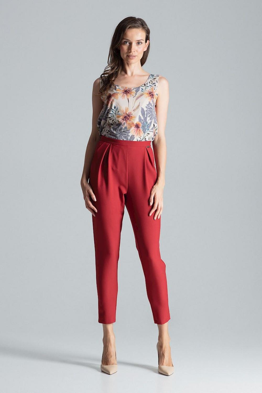 Levně Dámské kalhoty model 135783 Figl M