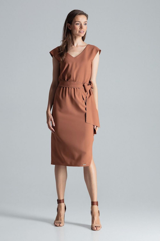 Denní šaty model 135795 Figl M