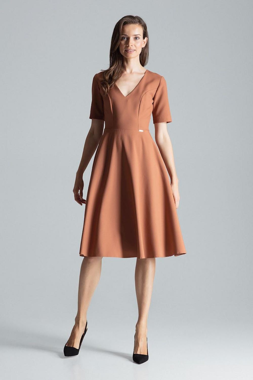 Denní šaty model 135799 Figl M