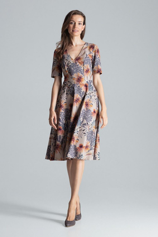 Denní šaty model 135801 Figl M