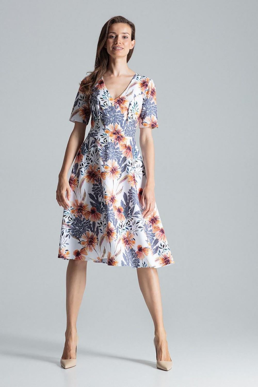 Denní šaty model 135802 Figl M