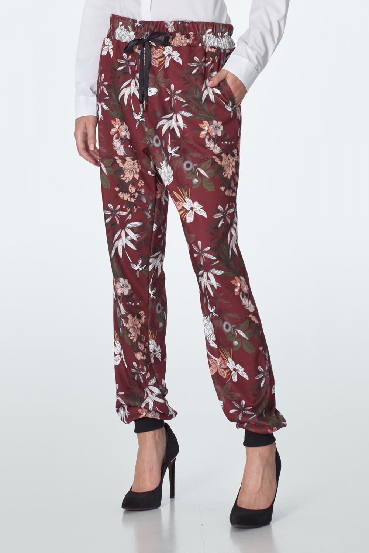 Dámské kalhoty  model 148105 Nife  42