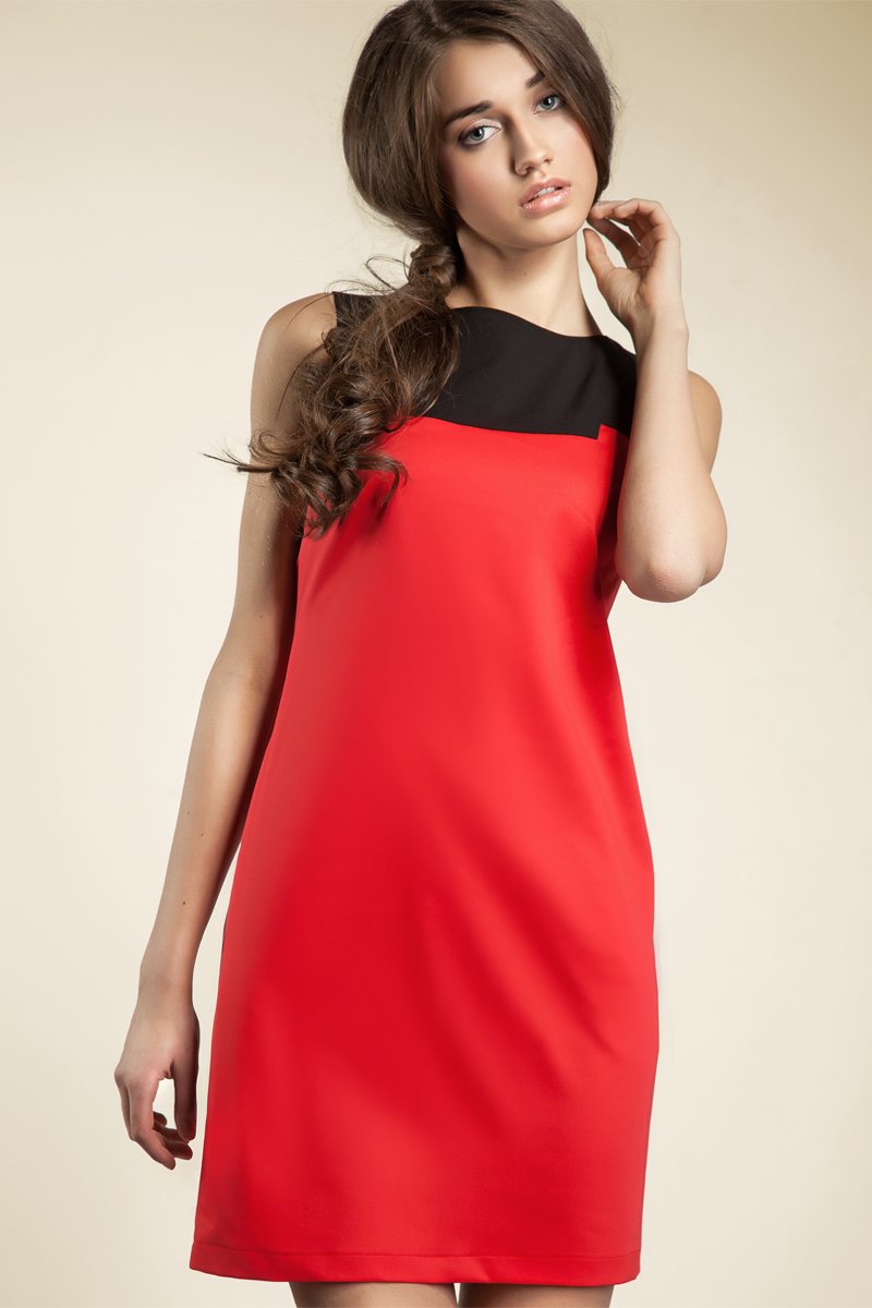 Denní šaty model 20208 Nife 38