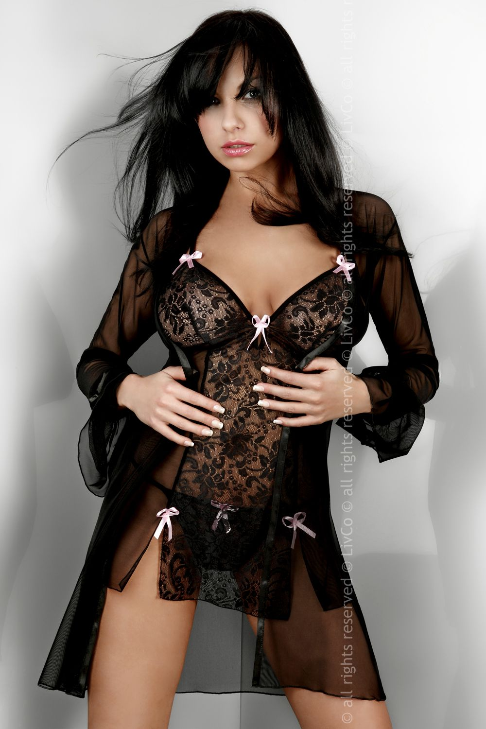 Župany model 22327 Livia Corsetti Fashion S/M