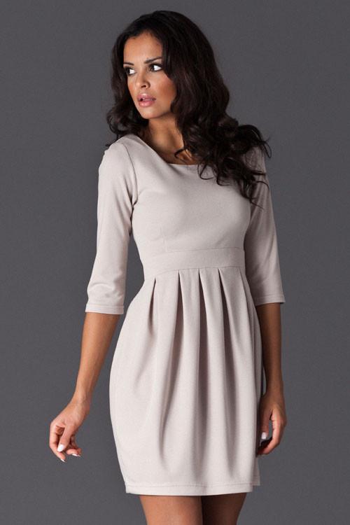 Denní šaty model 27952 Figl S