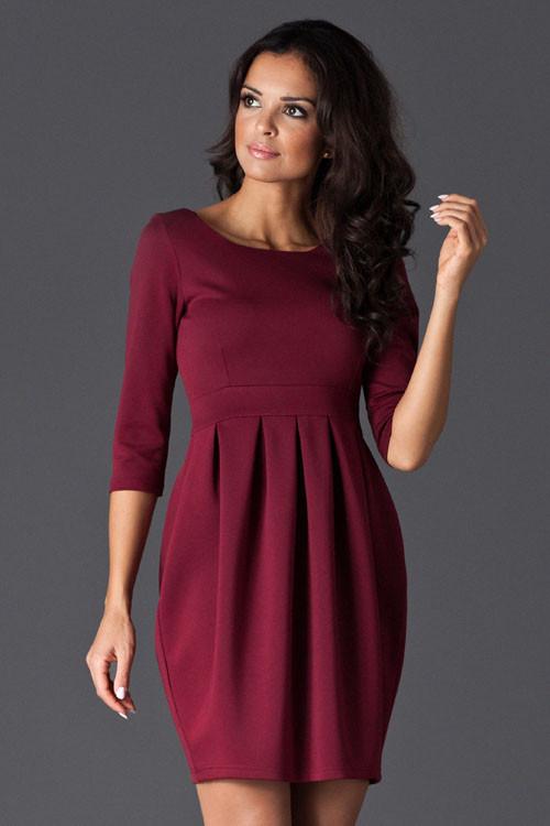Denní šaty model 27953 Figl S
