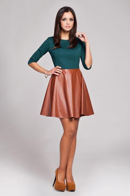 Levně Společenské šaty model 27992 Figl L