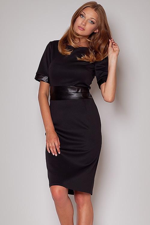 Společenské šaty model 28040 Figl XL