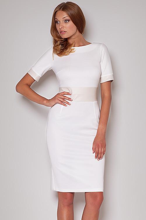Společenské šaty model 28041 Figl XL