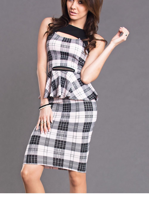 Klasická sukně model 28997 YourNewStyle M