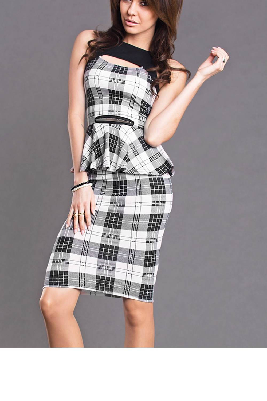 Klasická sukně model 28998 YourNewStyle S